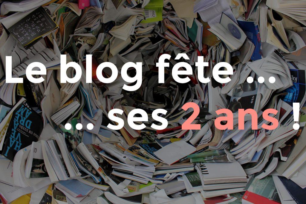 blog 2 ans